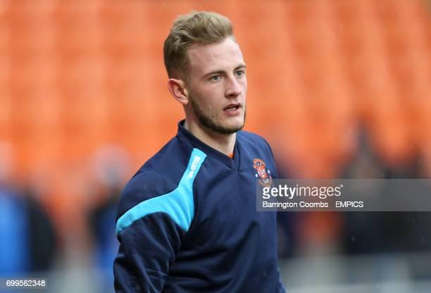 Blackpool's John Herron