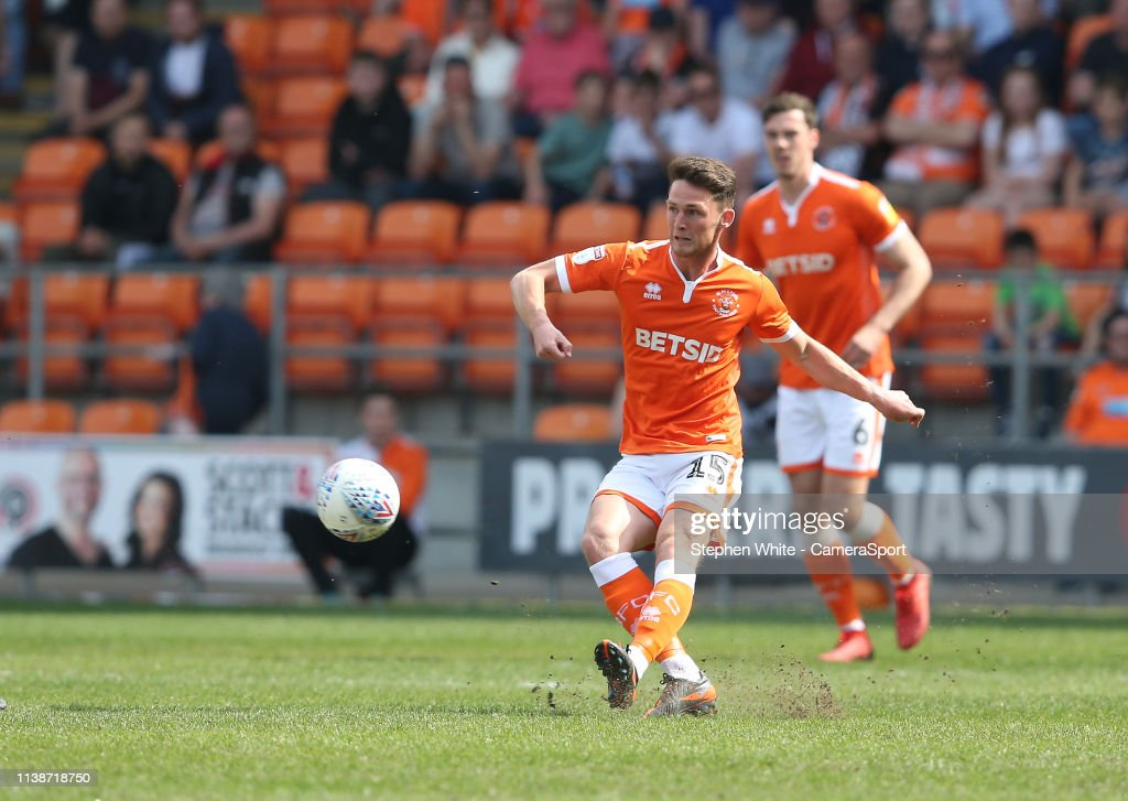 GBR: Blackpool v Fleetwood Town - Sky Bet League One
