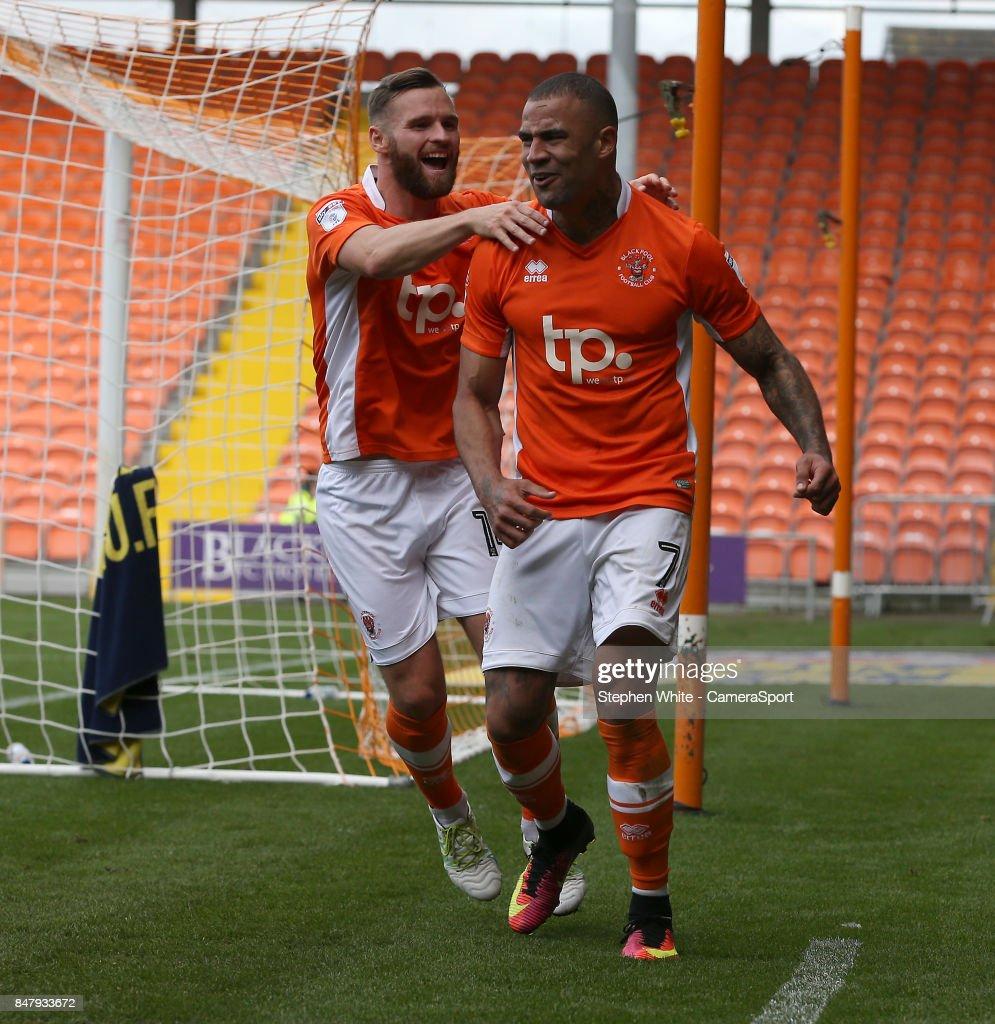 Blackpool v Oxford United - Sky Bet League One