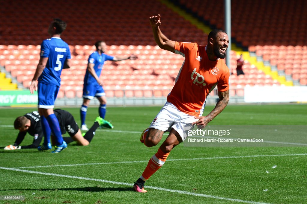 Blackpool v Oldham Athletic - Sky Bet League One