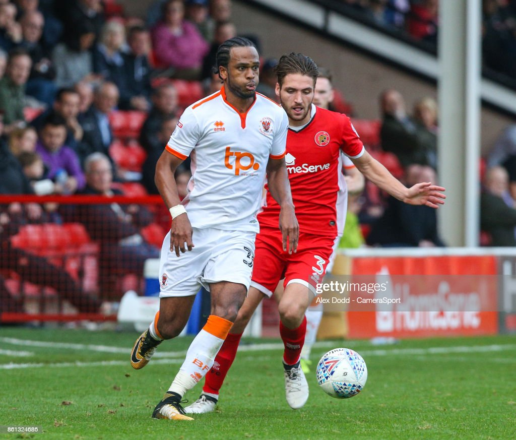Walsall v Blackpool - Sky Bet League One