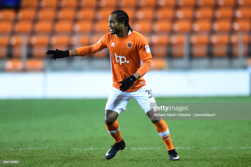Blackpool v Crawley Town - Sky Bet League Two