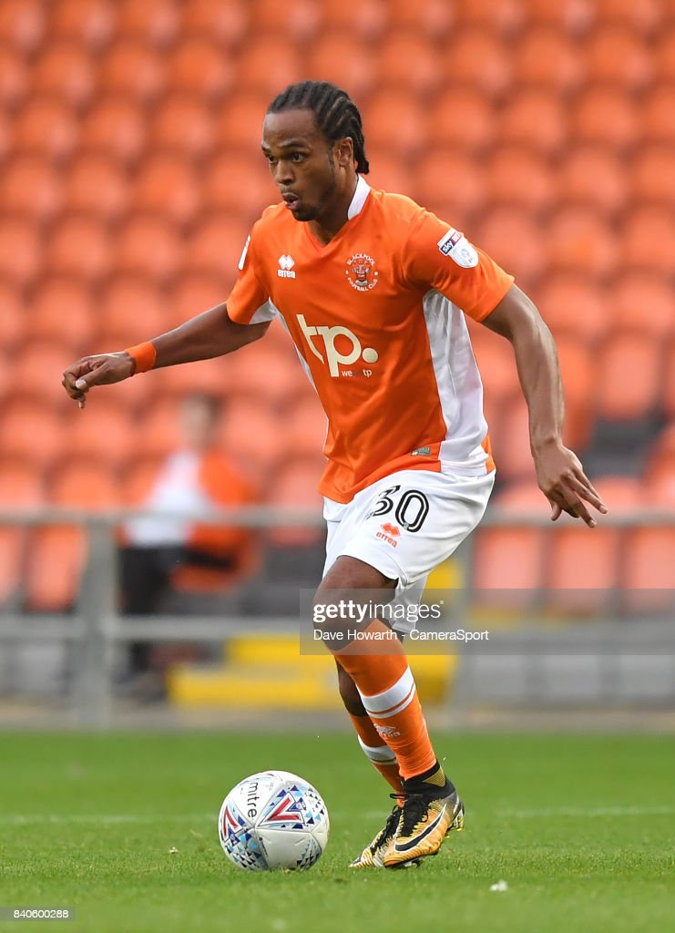 Blackpool v Wigan Athletic - Checkatrade Trophy