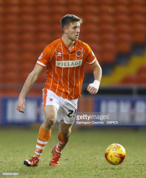 Blackpool's Will Aimson