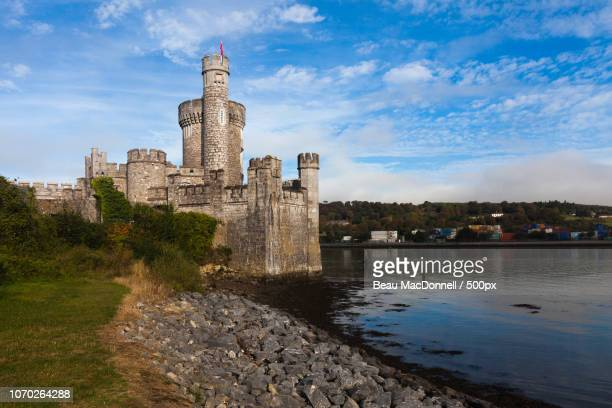 blackrock castle - blackrock stock pictures, royalty-free photos & images