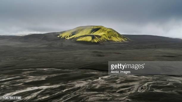 Blacks Sands and Riverbeds, Iceland