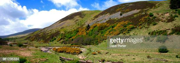 Blackseat Hill, Scald Hill, The Cheviot Hills, Northumberland Na