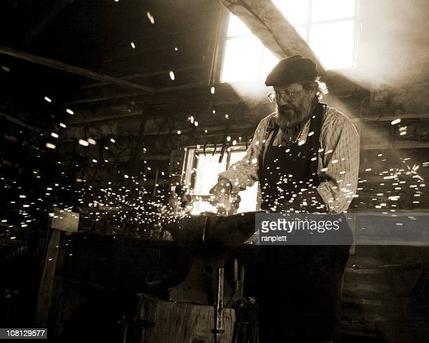 blacksmith - strike industrial action stock pictures, royalty-free photos & images