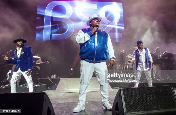 Blackstreet performs as part of the RnB Rewind concert at Bridgestone Arena on February 28 2020 in Nashville Tennessee