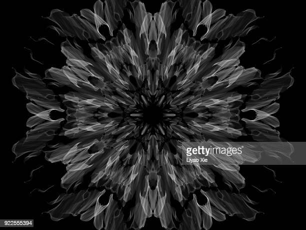 black&white patterns - flame logo stock pictures, royalty-free photos & images