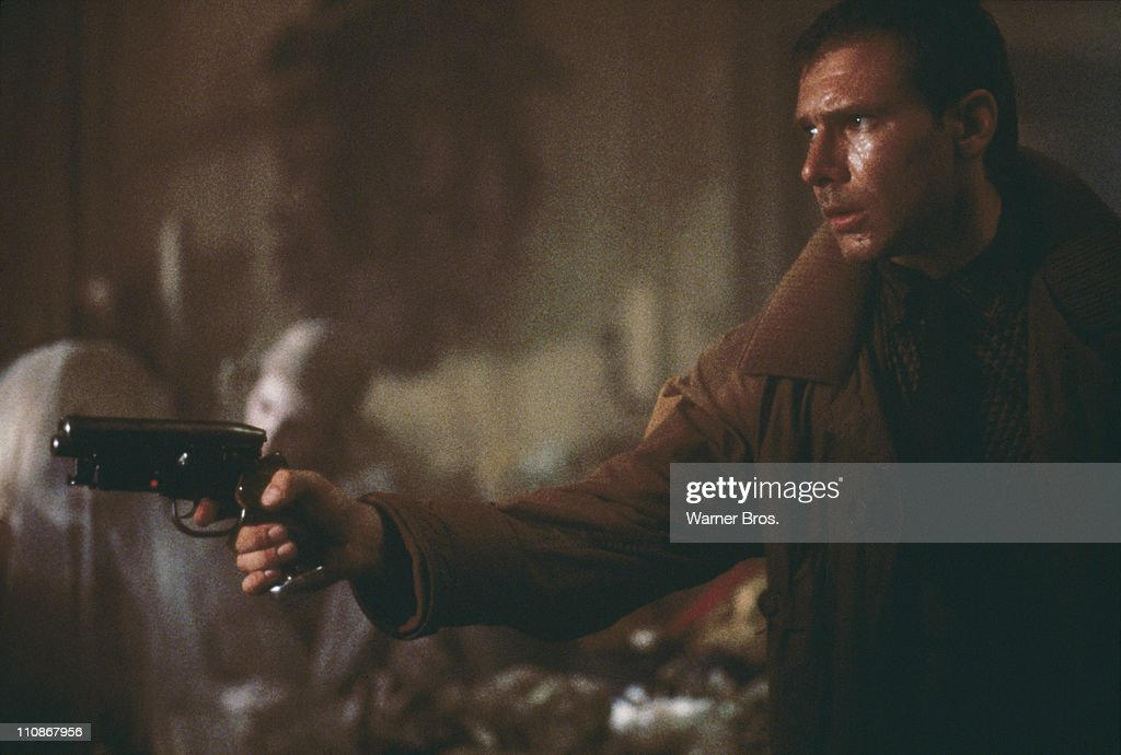 Blade Runner : News Photo