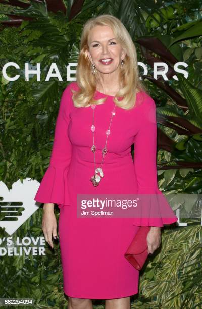 Blaine Trump attends the 11th Annual God's Love We Deliver Golden Heart Awards at Spring Studios on October 16 2017 in New York City
