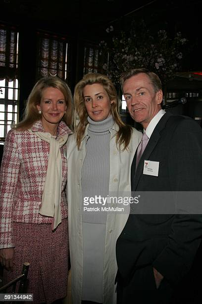 Blaine Trump Serena Boardman and Keith Berg attend Authors In Kind 2005 God's Love We Deliver Hosts It's 2nd Annual Luncheon at The Rainbow Room on...