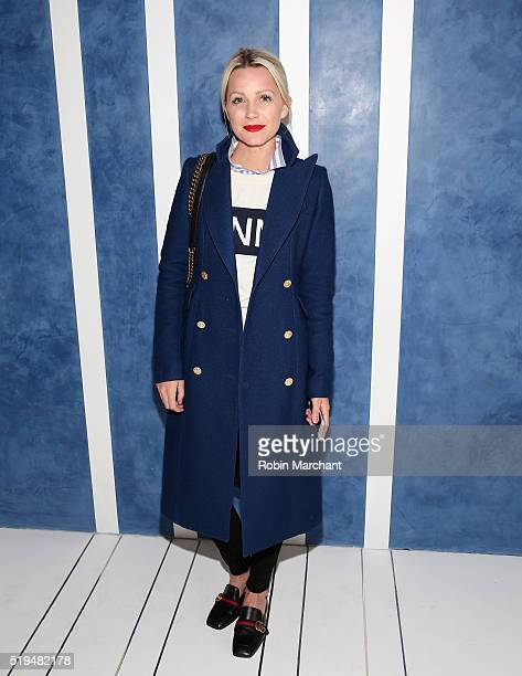 Blair Eadie attends Tory Sport Store Opening at Tory Sport on April 6 2016 in New York City