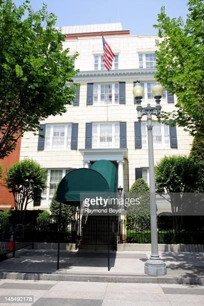 Blair House in Washington DC on MAY 13 2012