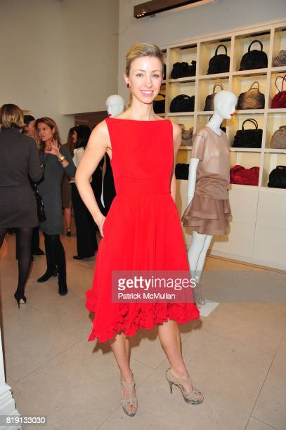 Blair Husain attends VALENTINO Spring/ Summer 2010 Collection Private Luncheon and Presentation hosted by Samantha Boardman Rosen Shala Monroque...