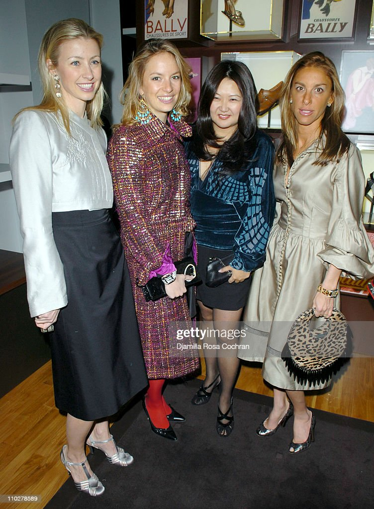 BALLY Retrospective Event with W Magazine and the Central Park Concervancy