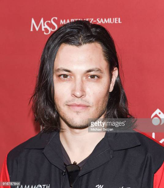 Blair Redford arrives at The Inaugural Mammoth Film Festival on February 10 2018 in Mammoth Lakes California