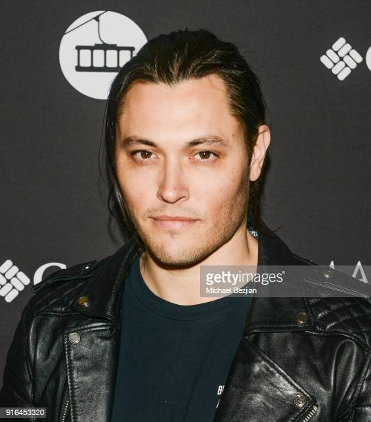 Blair Redford attends Inaugural Mammoth Film Festival Day 2 on February 9 2018 in Mammoth Lakes California
