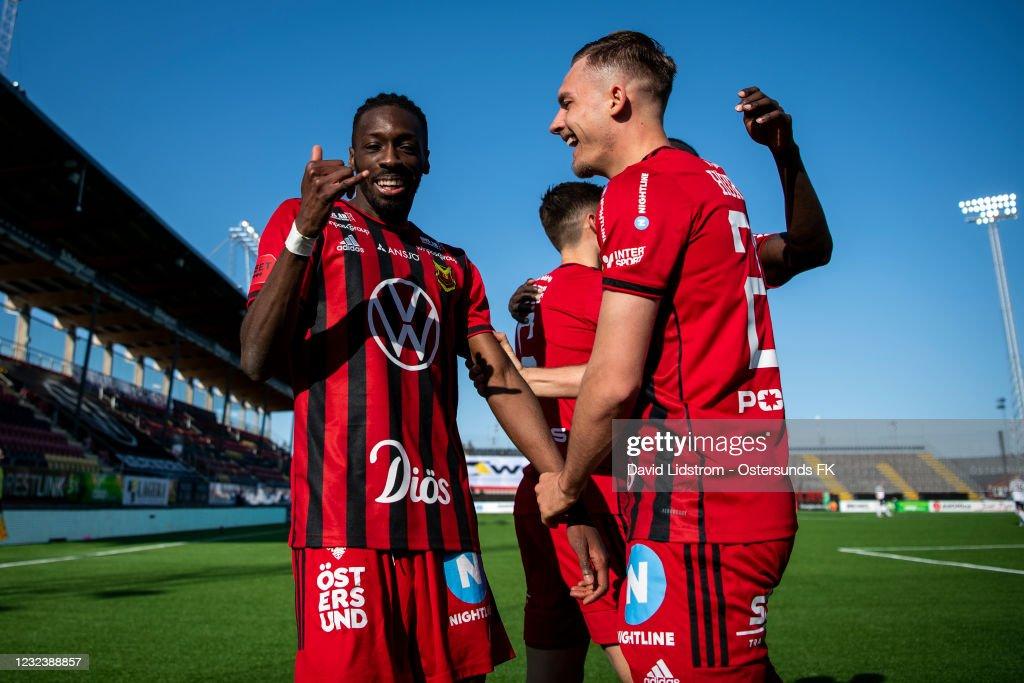 Ostersunds FK v Orebro SK - Allsvenskan : Foto jornalística