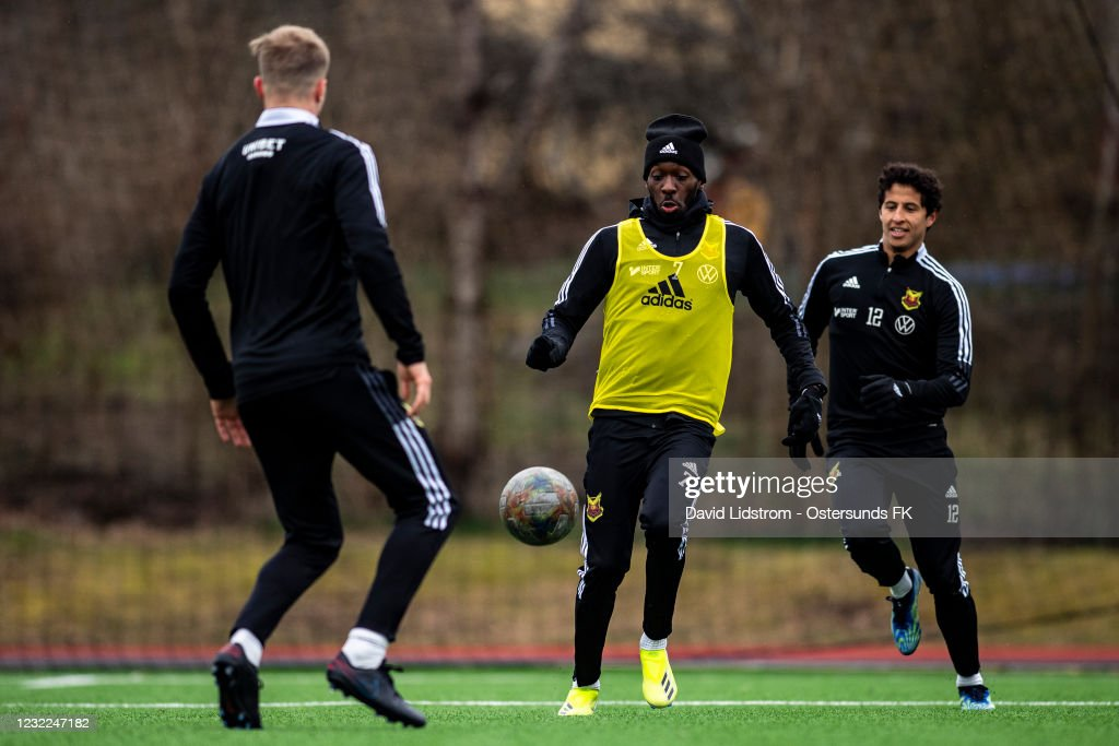 Ostersunds FK Training Session : News Photo