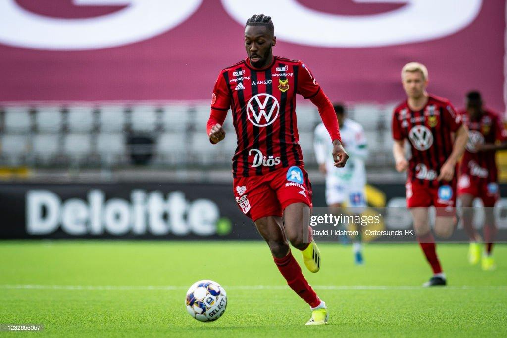 Ostersunds FK v Varbergs BoIS  - Allsvenskan : News Photo