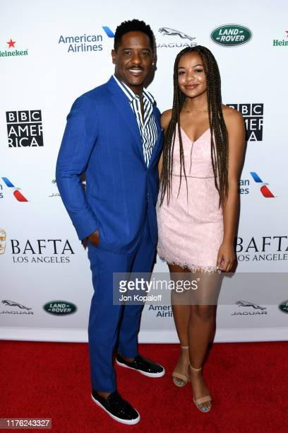 Foto de Blair Underwood seu(sua) Filha Brielle Underwood