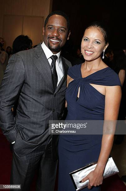Blair Underwood and Desiree DaCosta at AMC's 22nd Annual American Cinematheque Award at the Beverly Hilton Hotel on October 12 2007 in Beverly Hills...
