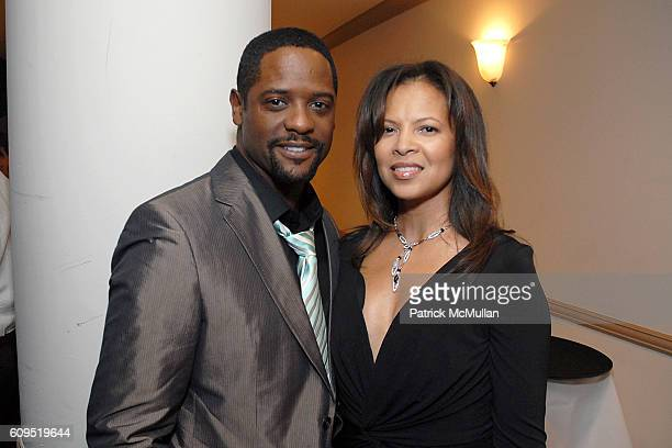 Blair Underwood and Desiree DaCosta attend BVLGARI Presents the Premiere Event For Dirty Sexy Money at Paramount Theatre on September 23 2007 in Los...