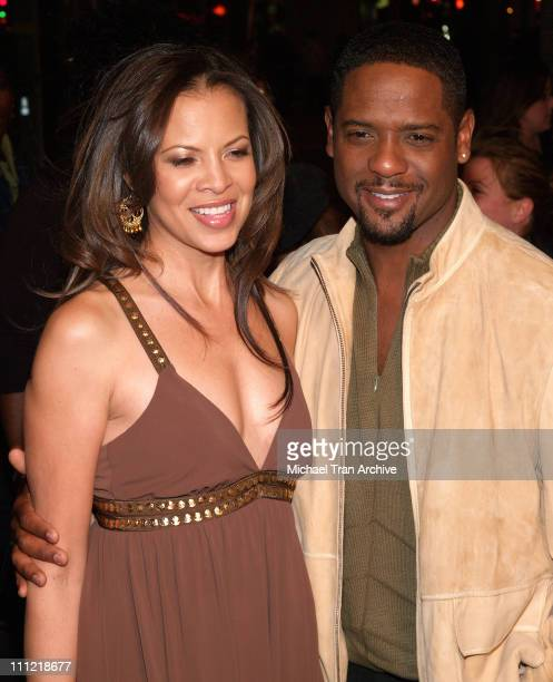 Blair Underwood and Desiree Underwood during Lionsgate Presents Madea's Family Reunion Los Angeles Premiere Arrivals at Cinerama Dome in Los Angeles...