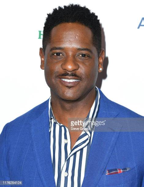 Blair Underwood arrives at the BAFTA Los Angeles BBC America TV Tea Party 2019 at The Beverly Hilton Hotel on September 21 2019 in Beverly Hills...