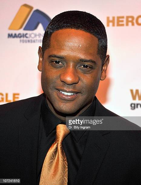 Blair Underwood attends the 10th Annual Heroes in the Struggle Gala at the Avalon on December 1 2010 in Hollywood California