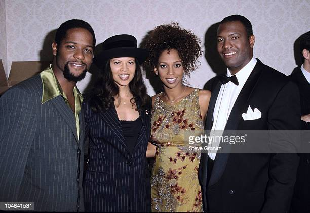 Blair Underwood Desiree Da Costa Holly Robinson Peete Rodney Peete