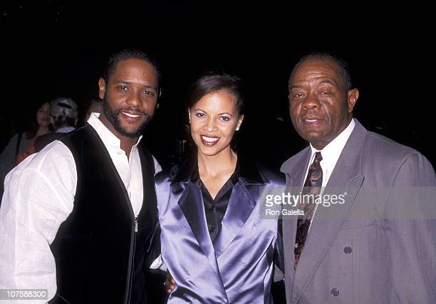 Blair Underwood Desiree DaCosta and Frank Underson