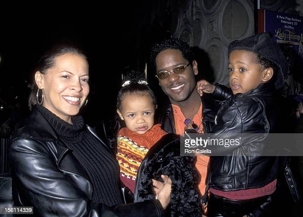 Blair Underwood Desiree DaCosta daughter Brielle Underwood and son Paris Underwood