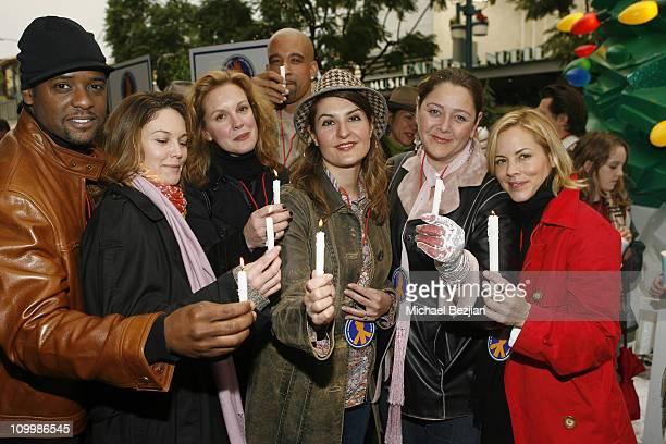 Blair Underwood Diane Lane Elizabeth Perkins Nia Vardalos Camryn Manheim and Maria Bello