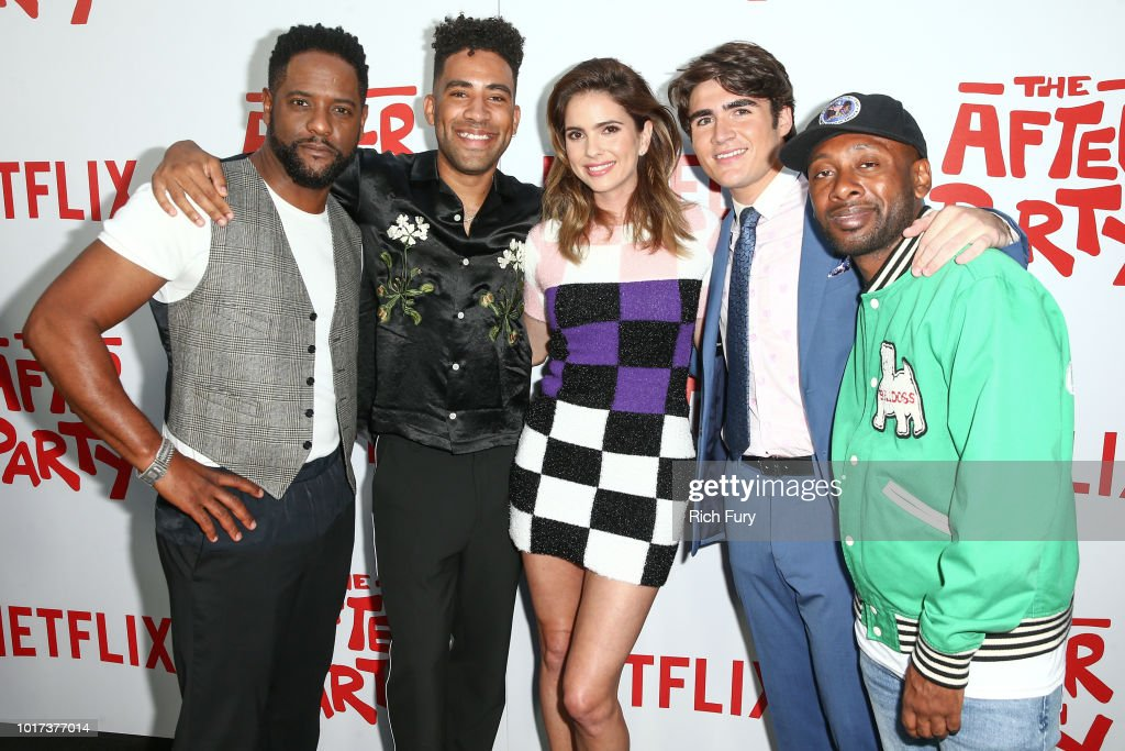 "Screening Of Netflix's ""The After Party"" - Red Carpet"