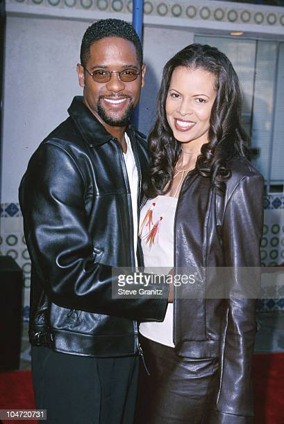 Blair Underwood Wife during 'Rules of Engagement' Los Angeles Premiere at Mann Village Theatre in Westwood California United States