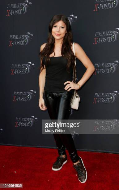 Blaire White attends the Premiere of Paparazzi XPosed on June 15 2020 in Los Angeles California