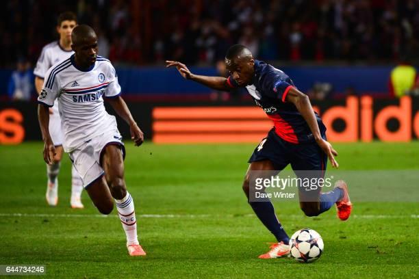 RAMIRES / Blaise MATUIDI Paris Saint Germain / Chelsea 1/4Finale Aller Champions League Photo Dave Winter / Icon Sport