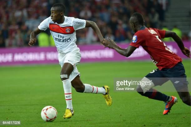 Blaise MATUIDI Lille / PSG 4e journee de Ligue 1 Photo Dave Winter / Icon Sport