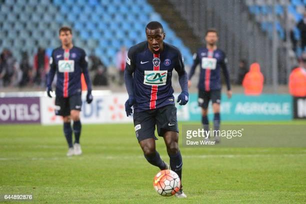 Blaise MATUIDI Wasquehal / PSG 32es Coupe de France Photo Dave Winter / Icon Sport