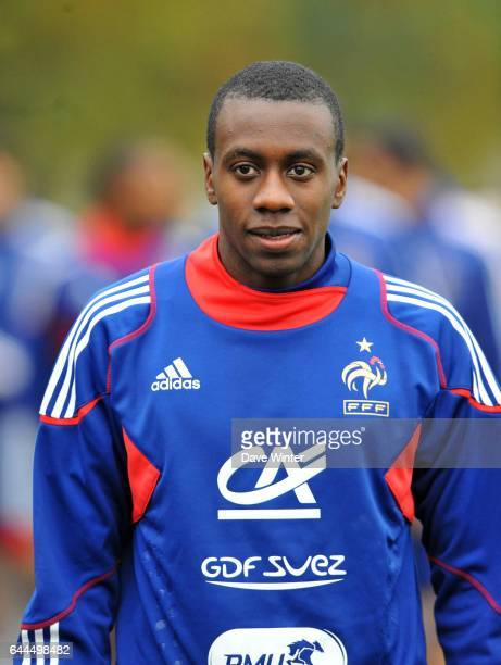 Blaise MATUIDI Entrainement Equipe de France Clairefontaine Photo Dave Winter / Icon Sport