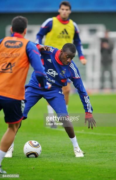 Blaise MATUIDI Entrainement Equipe de France Clairefontaine Photo Dave Winter / Icon Sport