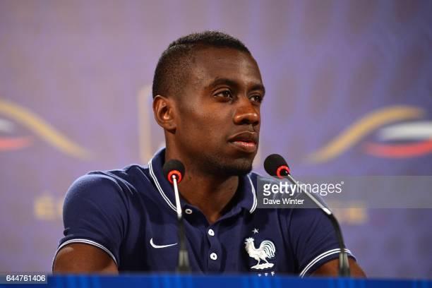 Blaise MATUIDI - - Conference de presse - France - Coupe du Monde 2014 - Ribeirao Preto, Photo : Dave Winter / Icon Sport