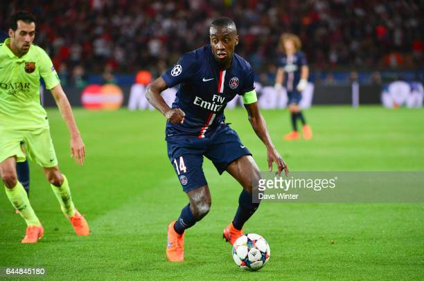 Blaise MATUIDI Paris Saint Germain / Barcelone 1/4Finale Aller Champions League Photo Dave Winter / Icon Sport