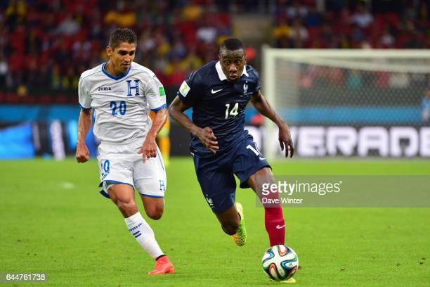 Blaise MATUIDI France / Honduras Coupe du Monde 2014 Photo Dave Winter / Icon Sport