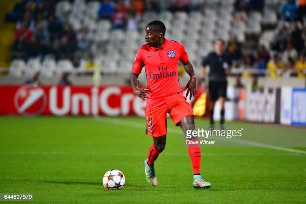 Blaise MATUIDI Apeol Nicosie / Paris Saint Germain Champions League Photo Dave Winter / Icon Sport
