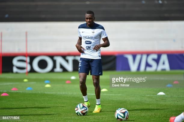 Blaise MATUIDI Entrainement Equipe de France Coupe du Monde 2014 Photo Dave Winter / Icon Sport