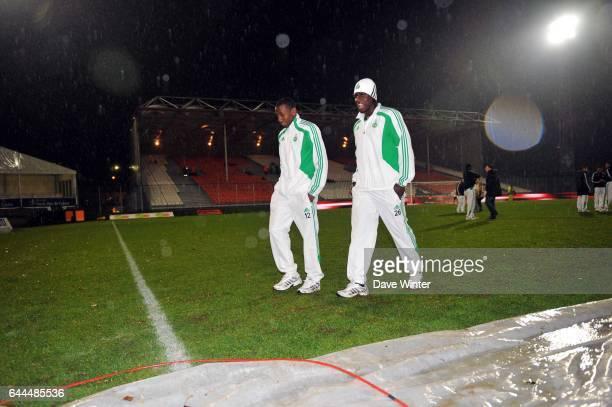Blaise MATUIDI / BAYAL Match reporte pour cause d'intemperie Valenciennes / SaintEtienne 13e journee Ligue 1 Photo Dave Winter / Icon Sport